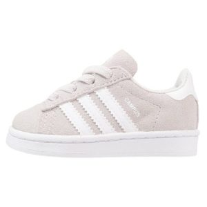 adidas Originals CAMPUS EL I Mocasines grey one/footwear white