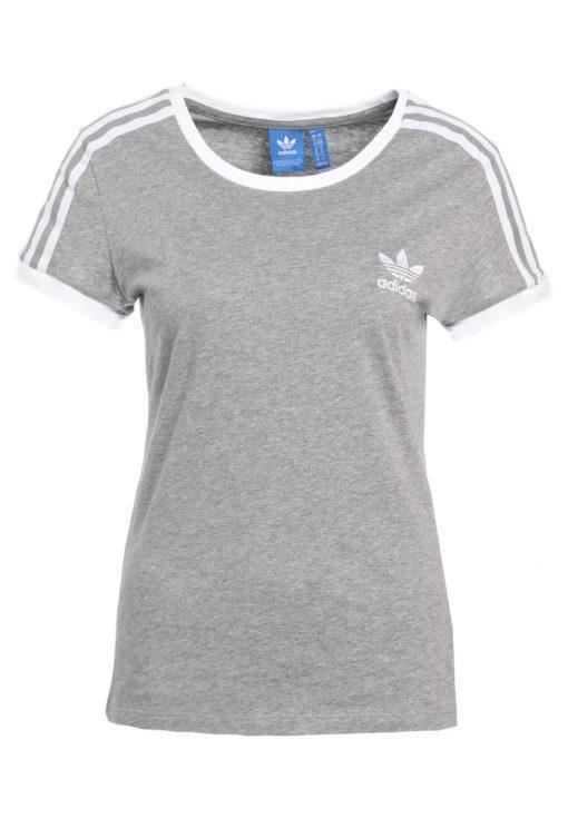 adidas Originals SANDRA 1977 Camiseta print medium grey