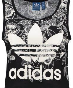 adidas Originals FLORIDO Top black