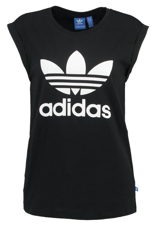 adidas Originals Camiseta print black