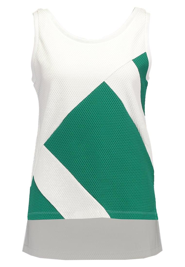 adidas Originals Top white/sub green