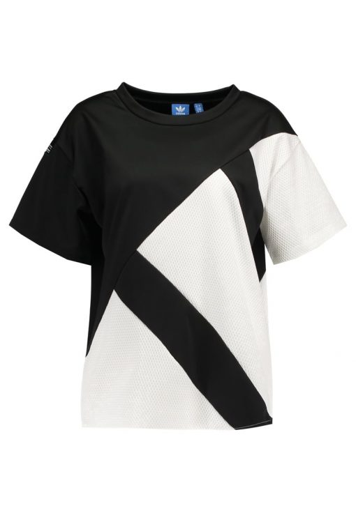 adidas Originals EQUIPMENT Camiseta print black/white