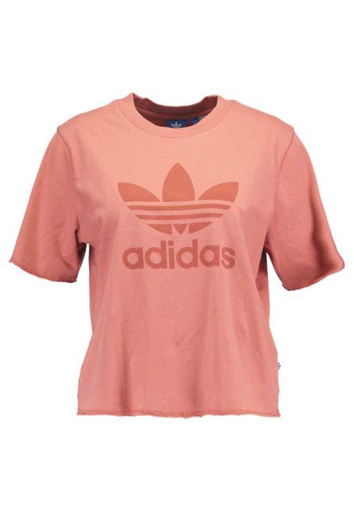 adidas Originals TREFOIL Camiseta print rawpin
