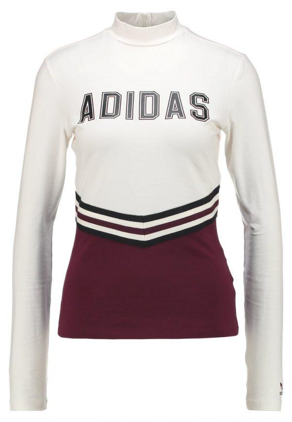 adidas Originals ADIBREAK LONGSLEEVE Camiseta manga larga chalk white