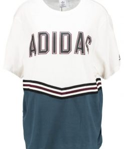adidas Originals ADIBREAK TEE Camiseta print chalk white