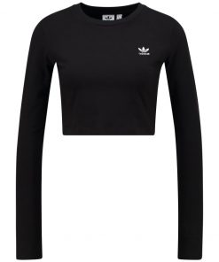 adidas Originals CROP Camiseta manga larga black