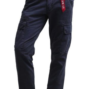 Alpha Industries AGENT Pantalón cargo rep. blue
