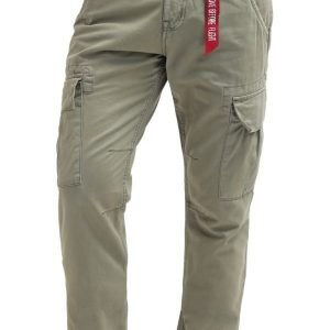 Alpha Industries AGENT Pantalón cargo light olive