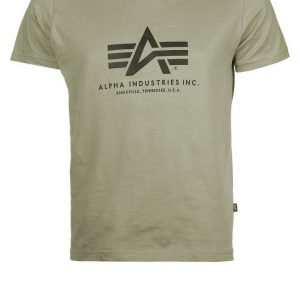 Alpha Industries Camiseta print olive