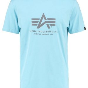 Alpha Industries Camiseta print air blue