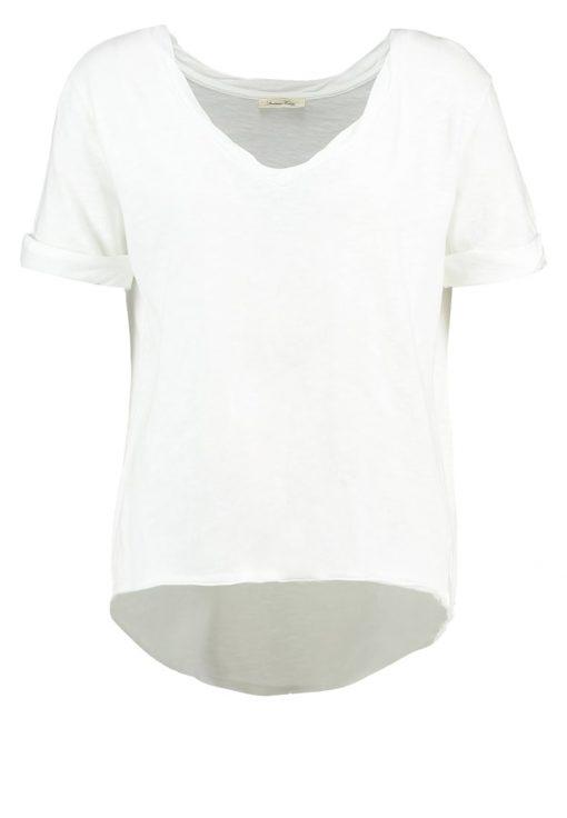 American Vintage MILOBURY Camiseta básica white