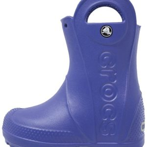 Crocs HANDLE IT RAIN BOOT KIDS Botas de agua cerulean blue