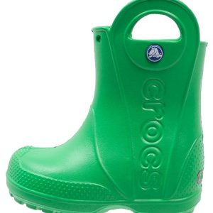 Crocs HANDLE IT RAIN BOOT KIDS Botas de agua grass green