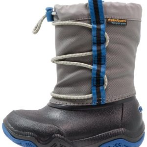 Crocs SWIFTWATER WATERPROOF  Botas de agua black/blue jean