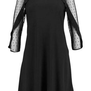 Dorothy Perkins INSERT SWING Vestido de cóctel black