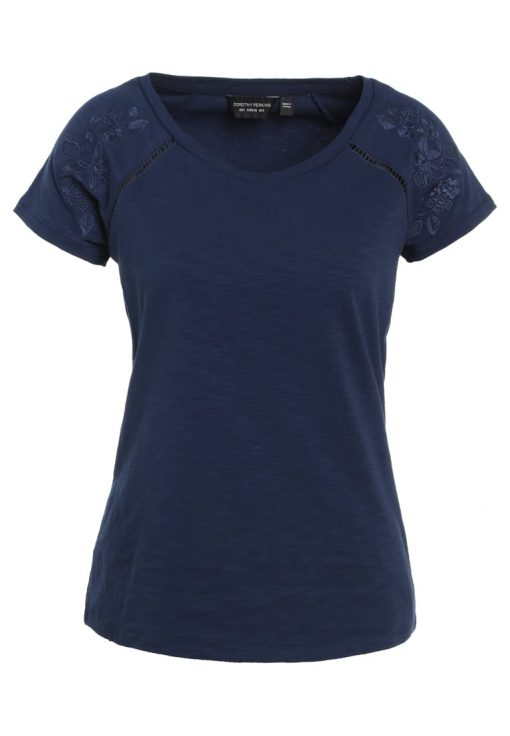 Dorothy Perkins Camiseta print navy blue