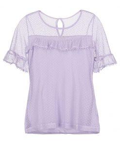 Dorothy Perkins DOBBY Camiseta print purple