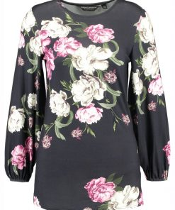 Dorothy Perkins Camiseta manga larga black