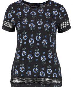 Dorothy Perkins FLORAL Camiseta print black