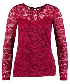 Dorothy Perkins BOW BACK Blusa red