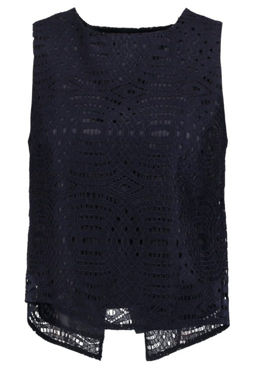 Dorothy Perkins Top navy blue