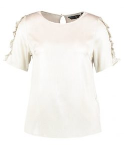 Dorothy Perkins BETHRUFFLE ARM TEE Blusa rose gold