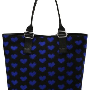 Dorothy Perkins NYLON SHOPPER Bolso shopping navy