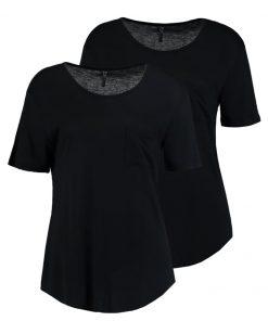Freequent TRISA Camiseta básica black