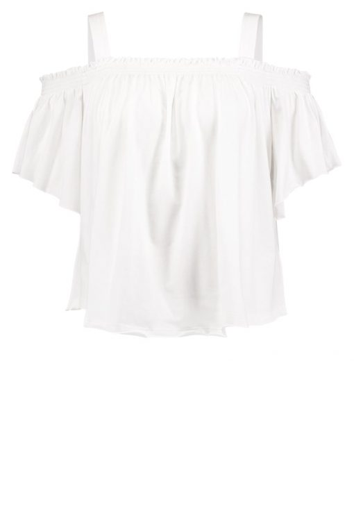 Free People DARLING  Top white
