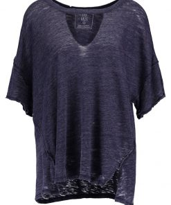 Free People JORDAN  Camiseta print navy