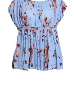 Free People Camiseta print sky