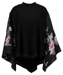 Free People SYDNEYS TUESDAY Camiseta manga larga black