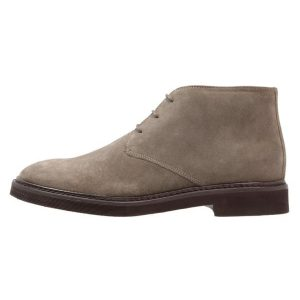 Geox DAMOCLE Zapatos con cordones taupe
