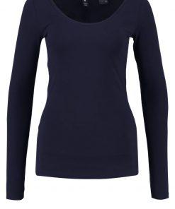 GStar BASE R T L/S Camiseta manga larga saru blue