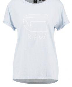GStar ELXA SP 3D STRAIGHT R T S/S Camiseta print plumbago