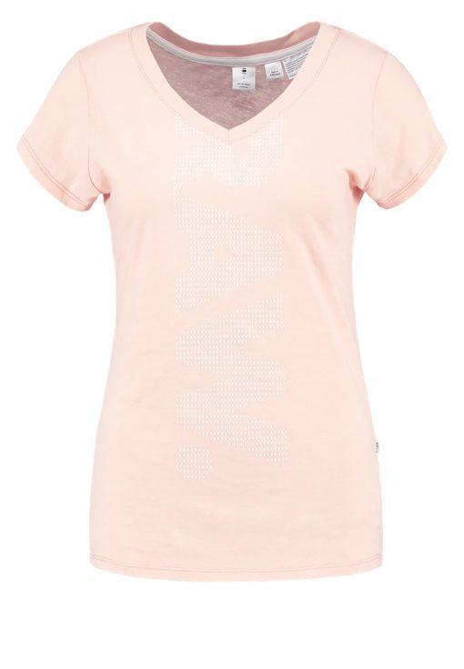 GStar SAAL SLIM V T S/S Camiseta print pink