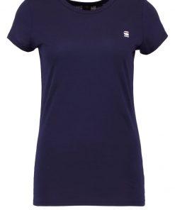 GStar EYBEN SLIM R T S/S Camiseta básica sartho blue