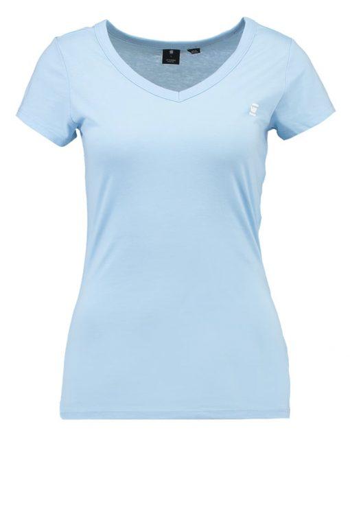 GStar EYBEN SLIM V T S/S Camiseta básica siali blue