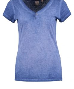 GStar REPIZ SP SLIM V T S/S Camiseta básica swedish blue