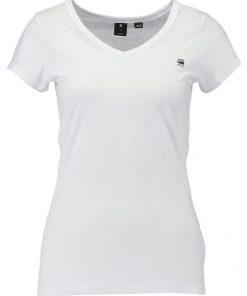 GStar EYBEN SLIM V T S/S Camiseta básica white