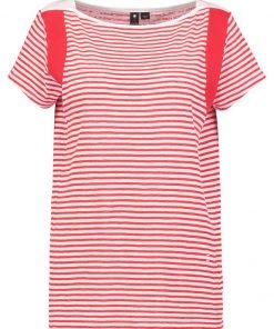 GStar ZOVAS STRAIGHT BOAT T S/S Camiseta print white/bright flame