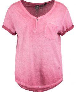 GStar SUNDU GRANDDAD T S/S Camiseta print light garnet