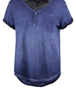 GStar SUNDU GRANDDAD T S/S Camiseta print sartho blue
