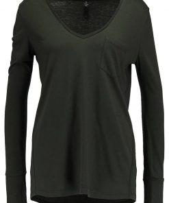 GStar OVVELA  Camiseta manga larga asfalt