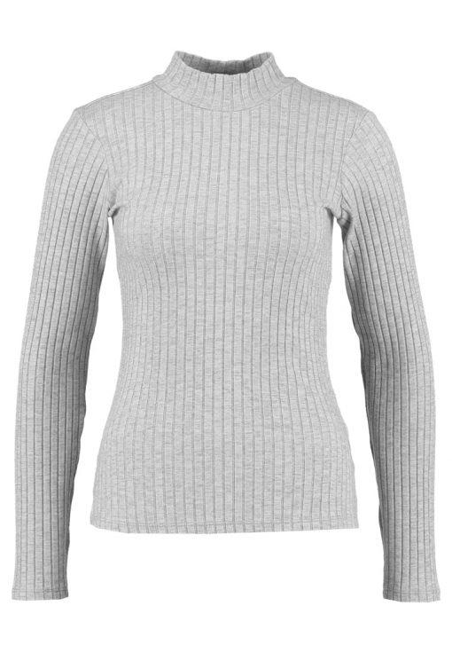 GStar XINVA SLIM FUNNEL T L/S Camiseta manga larga mercury heather