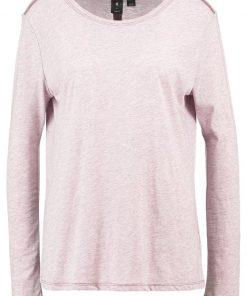 GStar SUNDU KNOTTED STRAIGHT  Camiseta manga larga port red heather