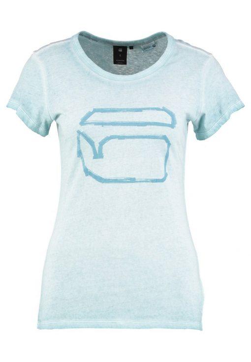 GStar THILEA SLIM R T S/S Camiseta print water