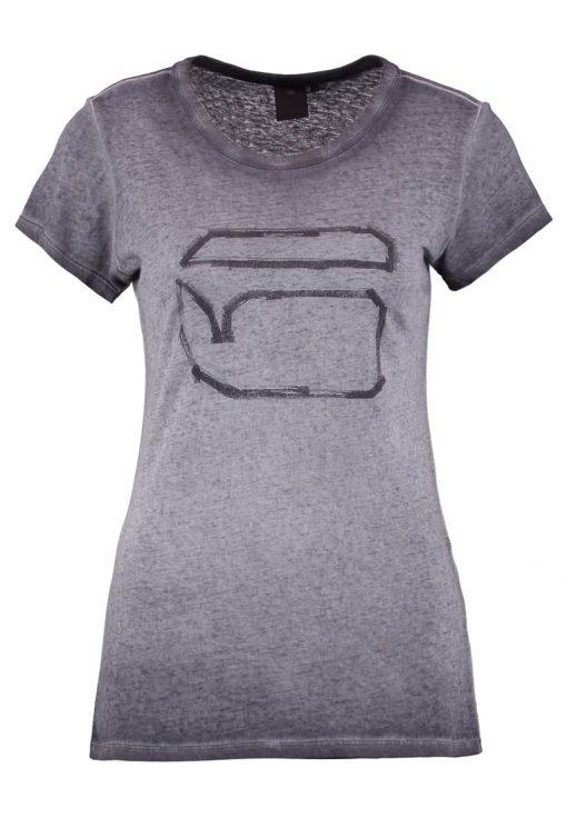 GStar THILEA SLIM R T S/S Camiseta print black