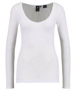 GStar WYVER SLIM Camiseta manga larga white