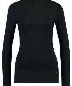 GStar LAJLA SLIM FUNNEL T L/S Camiseta manga larga dark black
